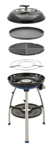 Cadac Carri Chef 2 Outdoor Gas Grill with Pot Stand, BBQ Gri