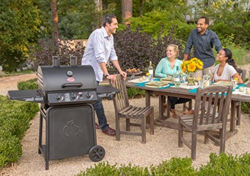 Char-griller - Pro Gas Grill