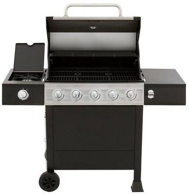Dyna-Glo BBQ Stainless Steel