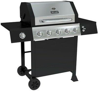 Dyna-Glo Grill Gas BBQ Stainless Grilling