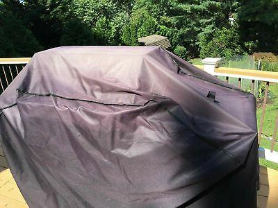 Homitt 44in X 60in Grill Cover, Upgraded 7107 Waterproof BBQ