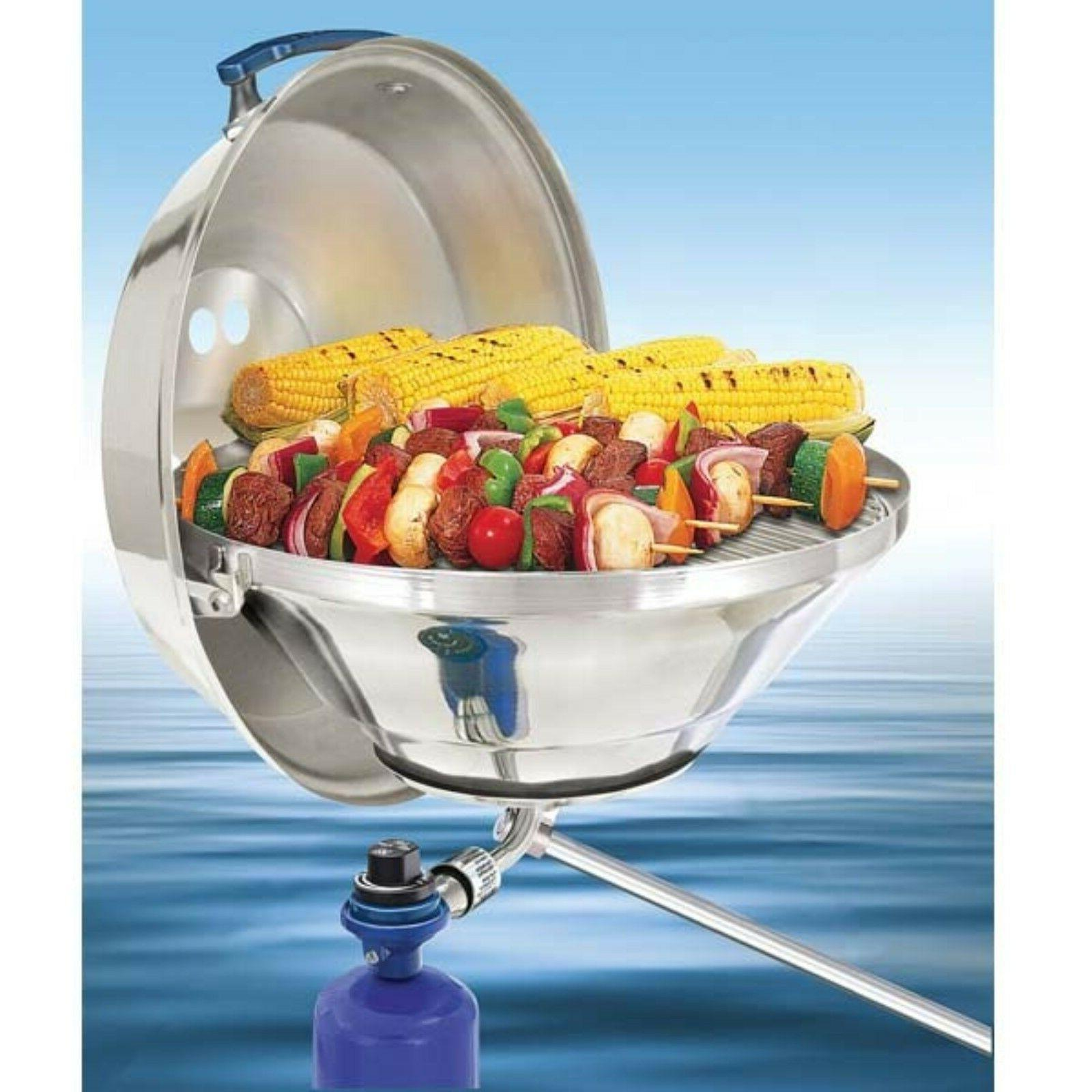 Magma Grills A10-215 Kettle Gas Grill Party Size 17""