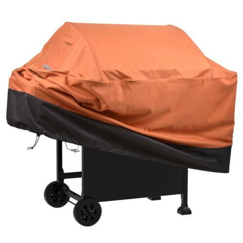 Waterproof Heavy Duty BBQ Gas Grill Cover for Dyna-Glo 4/5 B