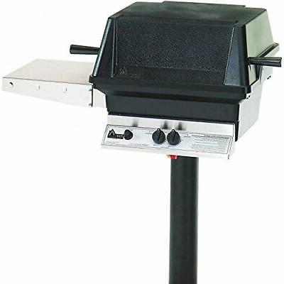 a40 cast aluminum propane gas grill on