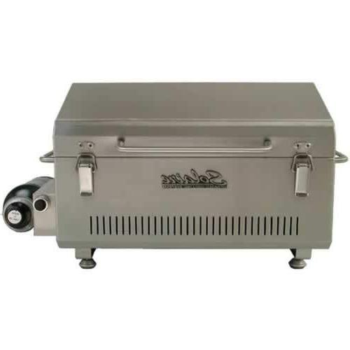 Solaire Propane Grill, Steel