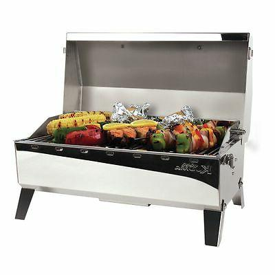 Portable Gas Boat Fish BBQ Stainless