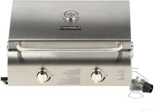 barbeque gas grill tailgate rv