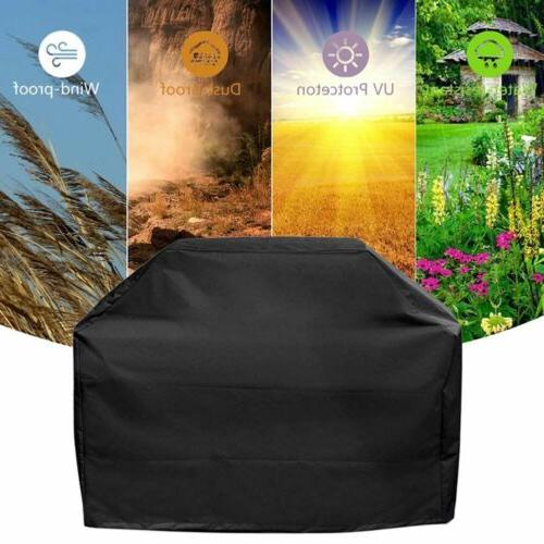 X LARGE BBQ Gas Grill Cover Outdoor Waterproof Weber
