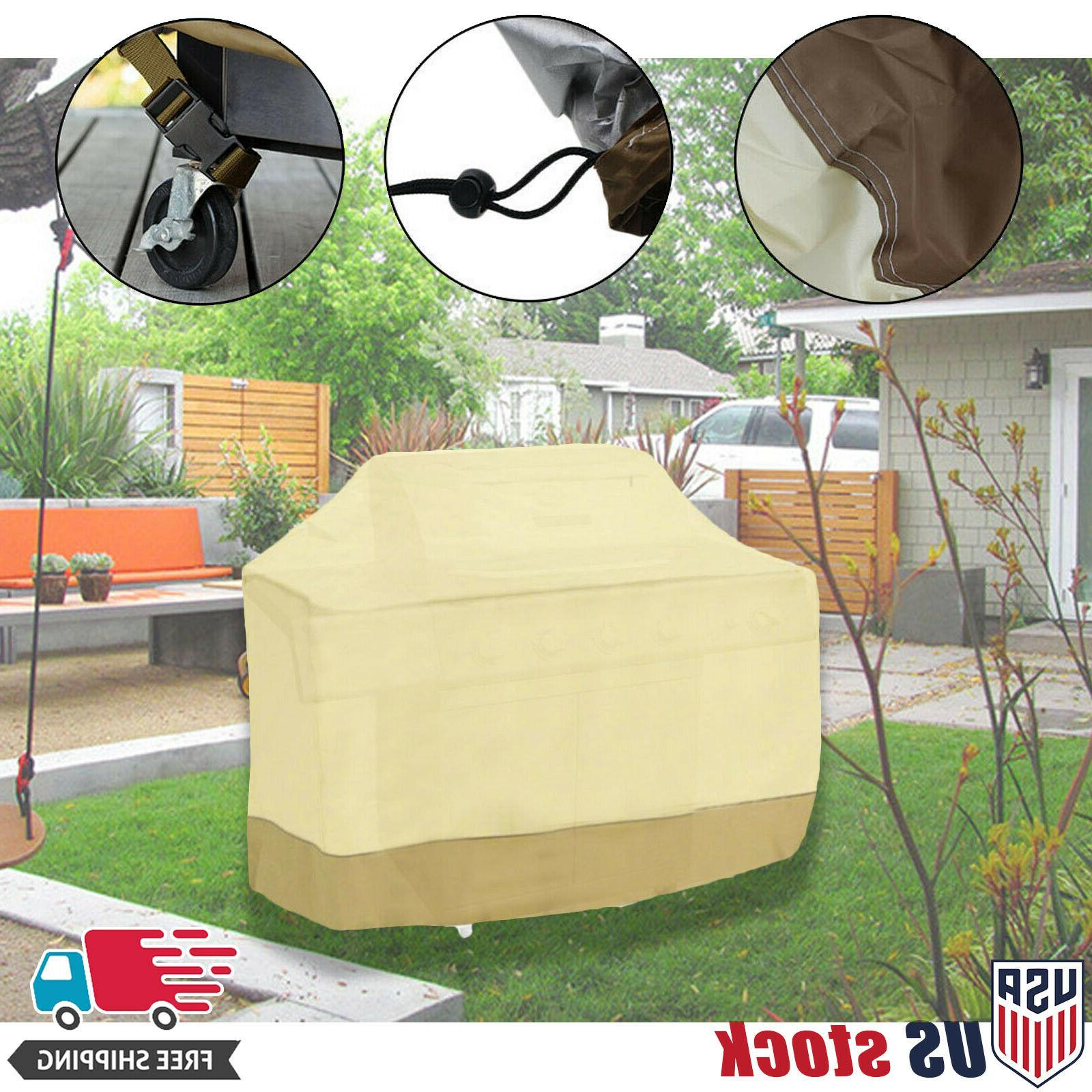 bbq gas grill cover barbecue heavy duty