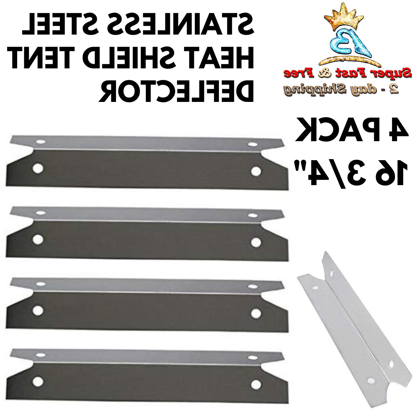 BBQ Replacement Parts Gas Grill Heat Plates Shield Tent For