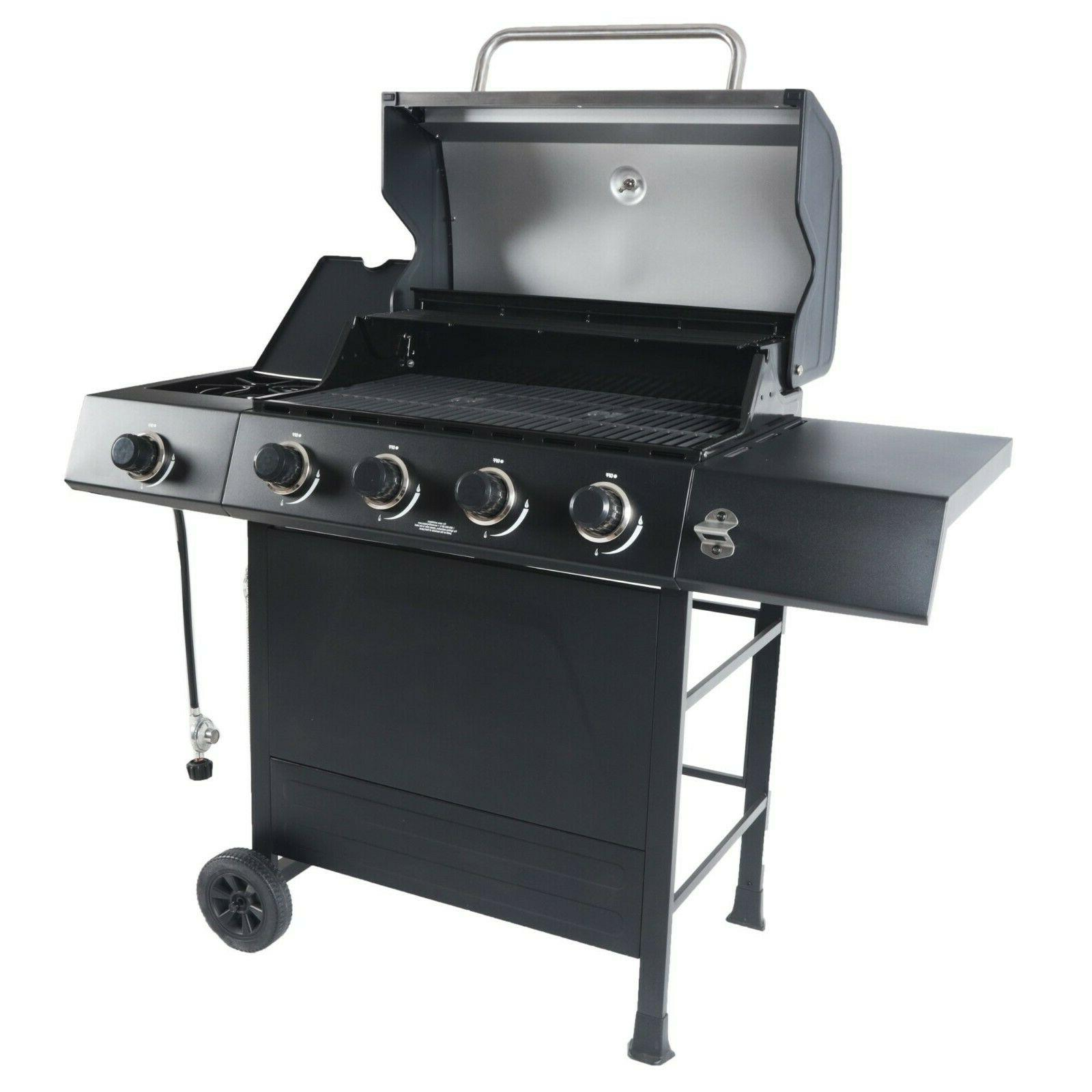 Best Gas Burner Barbecue Propane