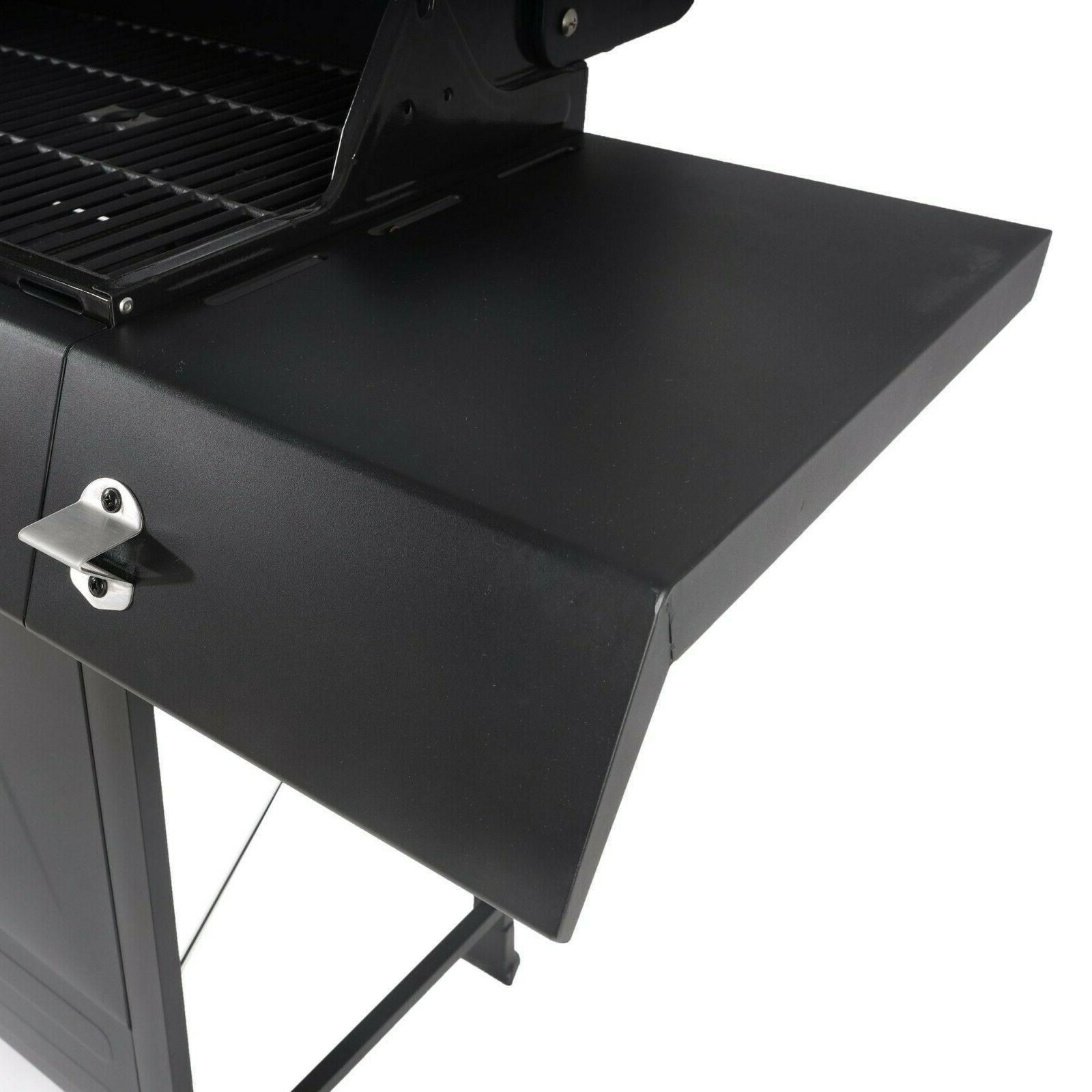 Best Gas Grill 4 Burner Portable Barbecue