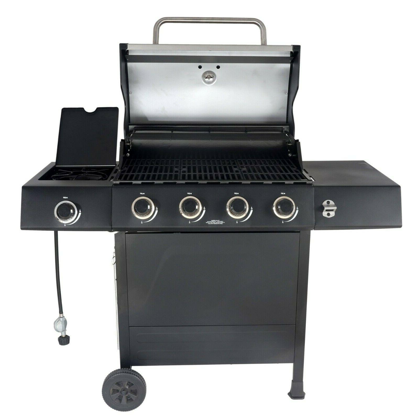 Best Grill 4 Barbecue Propane