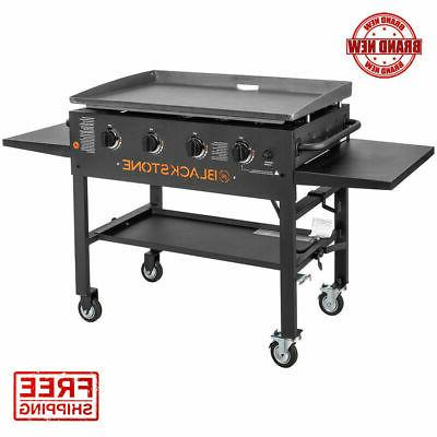 Blackstone 36 Inch Backyard Outdoor Propane Gas Grill Griddl