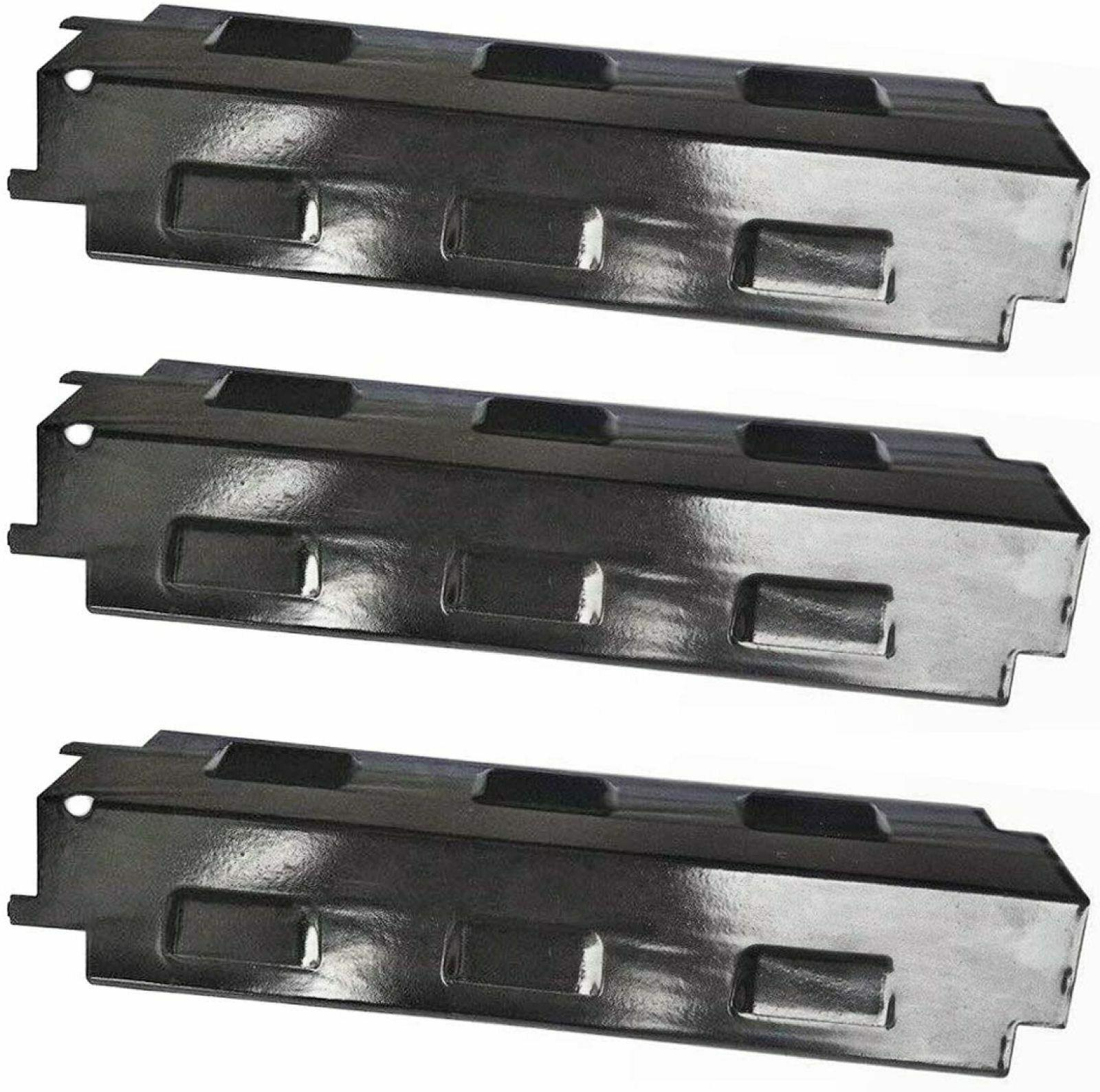 Burner Covers Replacement Hongso 14 5/8'' x 4 1/4'' Gas Gril