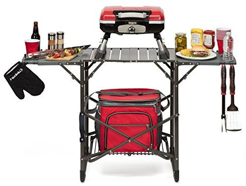 Cuisinart Gourmet Portable Gas Red Cover