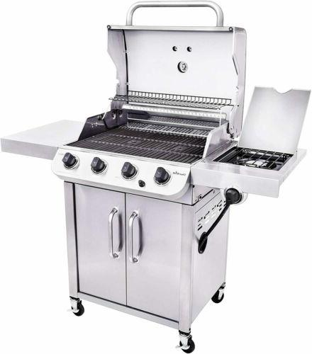 Char-Broil 463375919 Performnc Steel Gas
