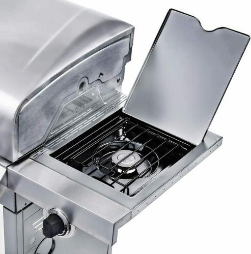 Char-Broil 463375919 Steel Gas Grill