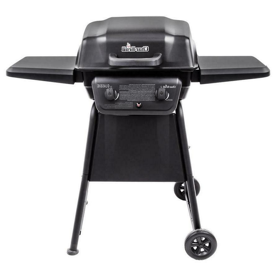 char broil classic black 2 burner liquid