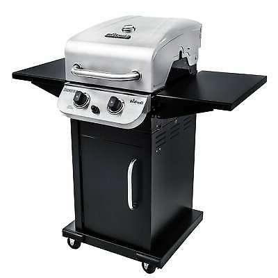 Char-Broil 2-burner Cabinet Gas
