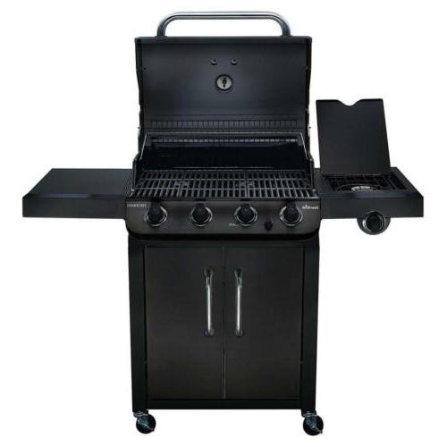 Char-Broil Performance 475 Cabinet Grill-