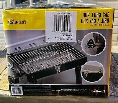 Char-Broil Stainless Gas - Brand New !!