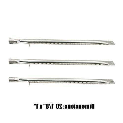 Char Griller Gas Grill Replacement Parts Heat Plates Burners