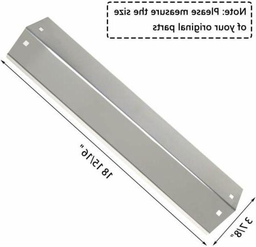 Char Gas Replacement Parts Plates Chargriller