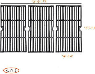 charbroil cast iron grill grates replacement parts