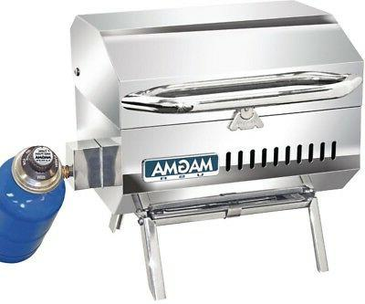 connoisseur series trailmate gas grill