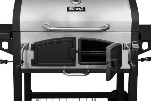 Premium Charcoal Grill,