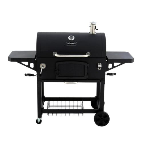 Dyna-Glo Heavy-Duty Premium Charcoal Grill Black 816 sq in 3
