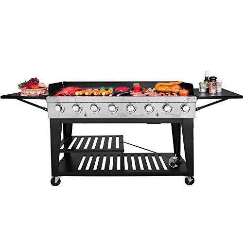 Royal BBQ Propane with Cover, or Camping Outdoor