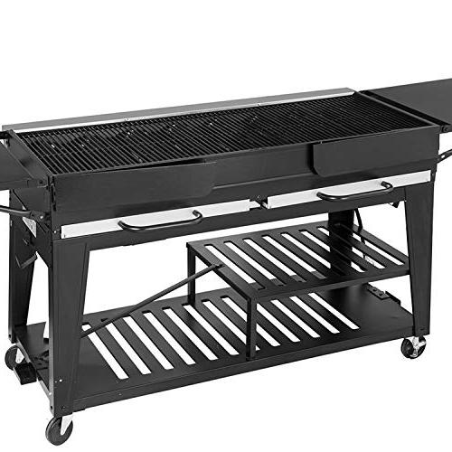 Royal Event BBQ Gas Grill with Cover, Camping Outdoor