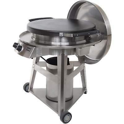Evo on Cart, Cooktop, Natural Gas