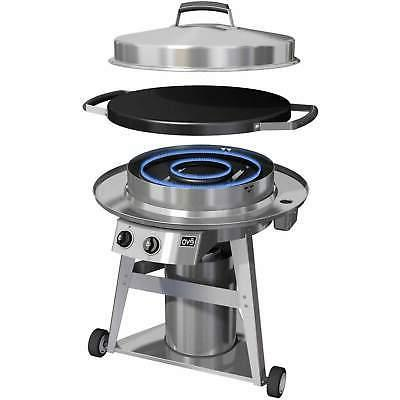 Evo Professional Series on Cooktop, Natural