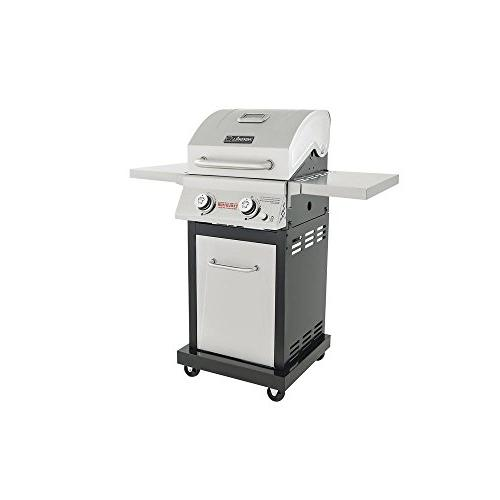 Evolution Propane Grill in Stainless with Infrared Technology