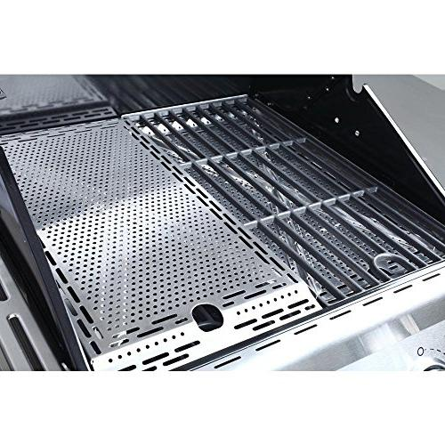 Evolution 2-Burner Propane Grill Stainless with