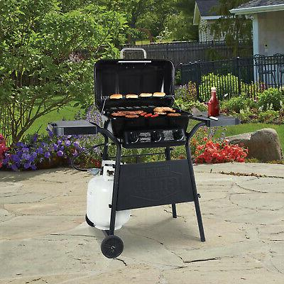 Expert 3 Grill, Red