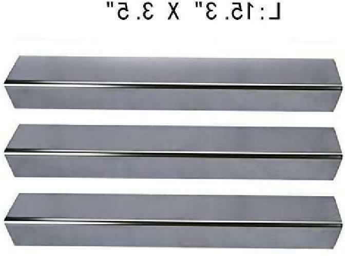 Gas Grill Flavorizer Bars Steel Plates Parts
