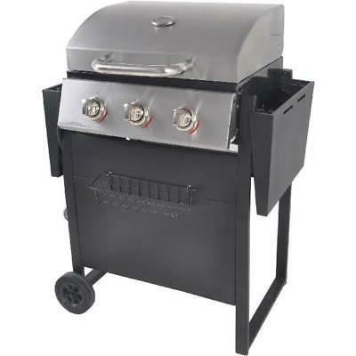 Gas BBQ 3-Burner Outdoor