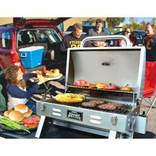 Gas Grill BBQ Tabletop Portable Camping Compact