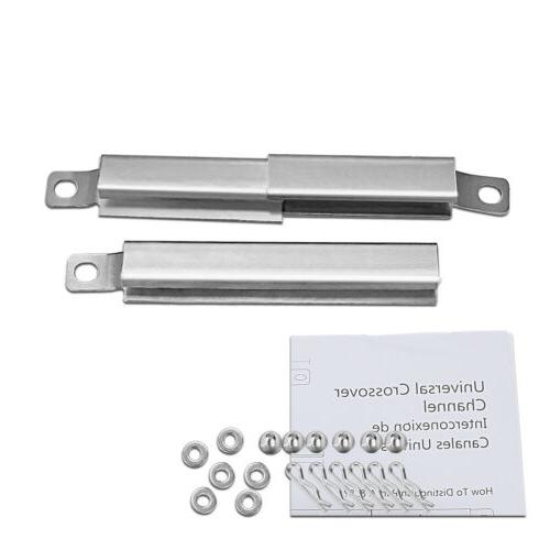 Gas Replacement Burner + Crossover for Kenmore, Nexgrill, Tera