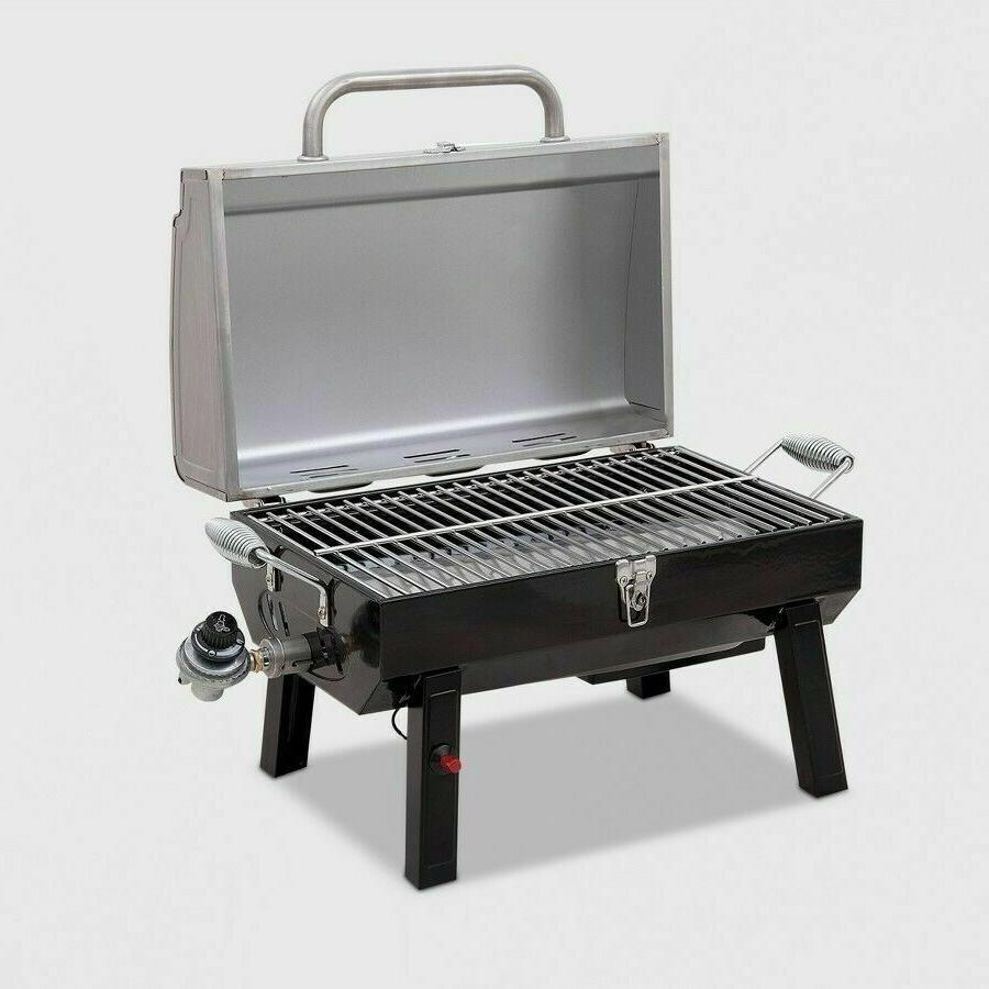 Char-Broil Tabletop BTU Gas Steel