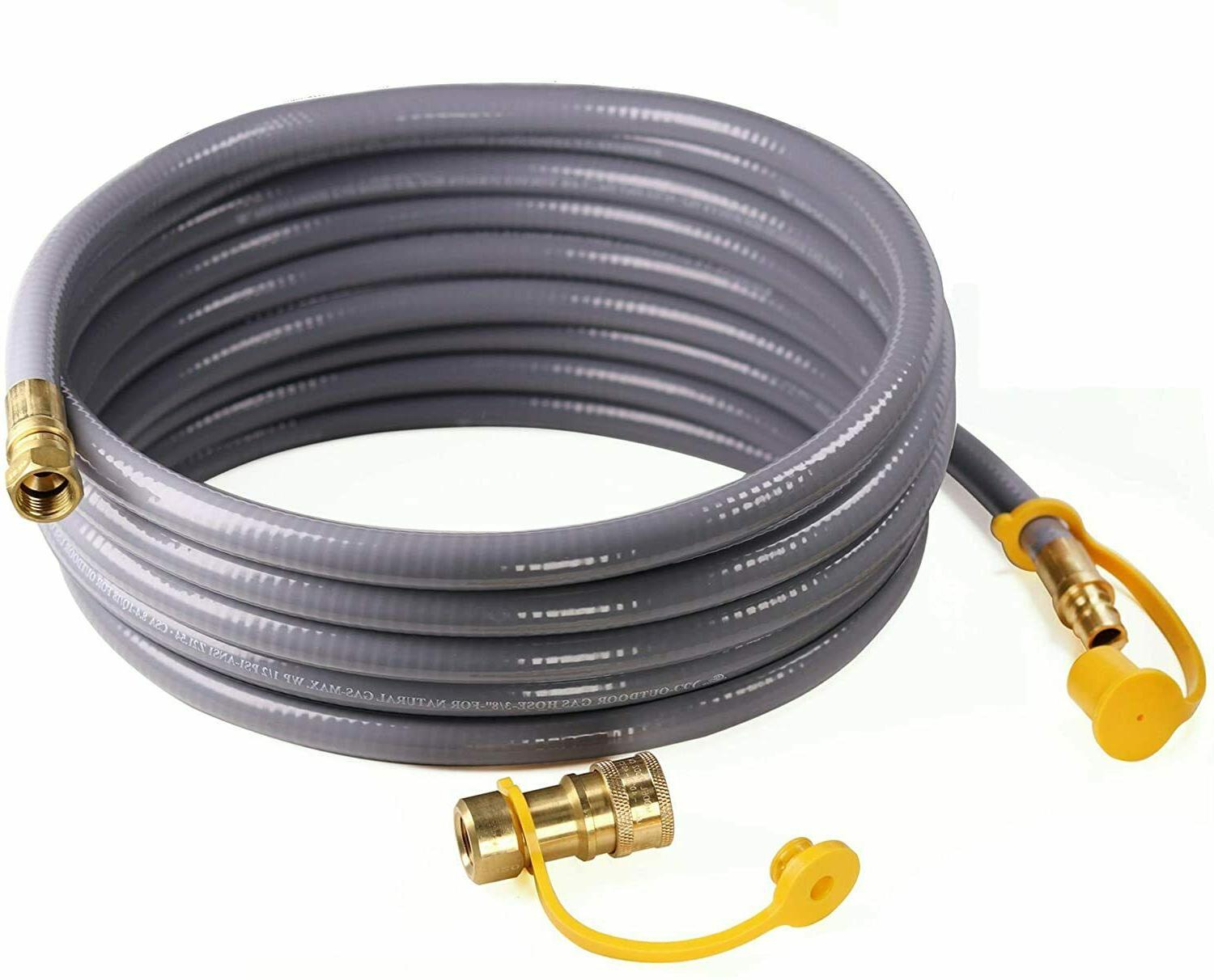 gas propane hose assembly