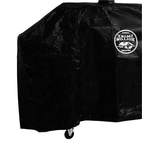 Smoke Grill Weather-Resistant Polyester