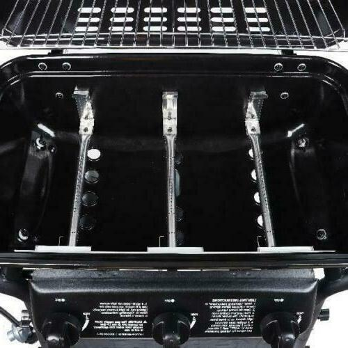 Expert Grill 27,000 Gas Grill, Black 17