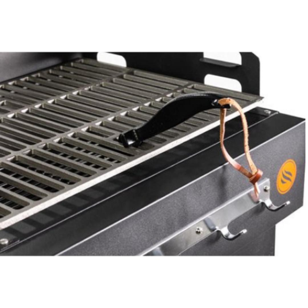 Grill BBQ Griddle Charcoal Flat Cooking