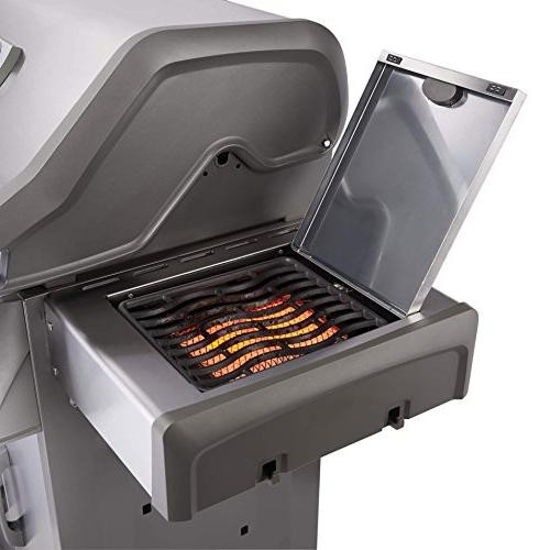 Napoleon 425 Propane Gas Grill, Stainless Steel