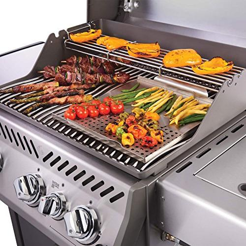 Napoleon Grills Rogue 425 Propane Gas Stainless Steel
